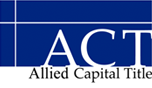 ACT: Allied Capital Title